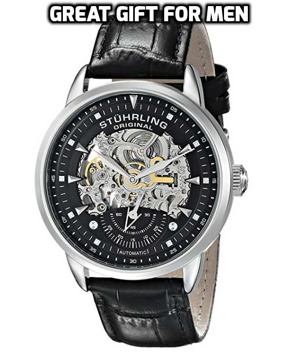 Stuhrling Original Men's 133.33151  Executive  Reviews