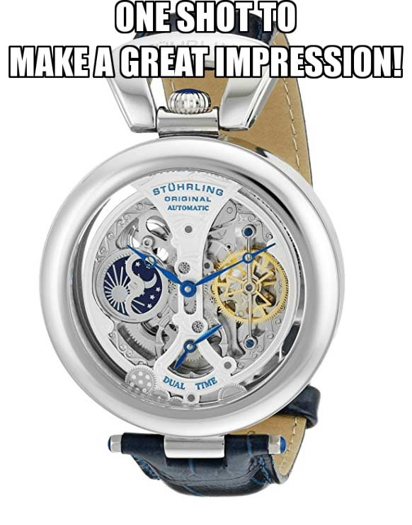 Stuhrling Original Men's 127A.3315C2 Emperor's Grandeur Review