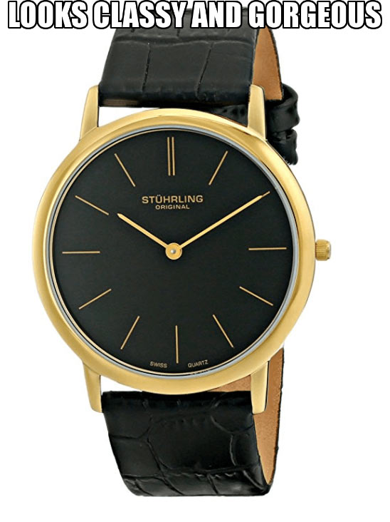 Stuhrling Original Men's 601.33351 Review