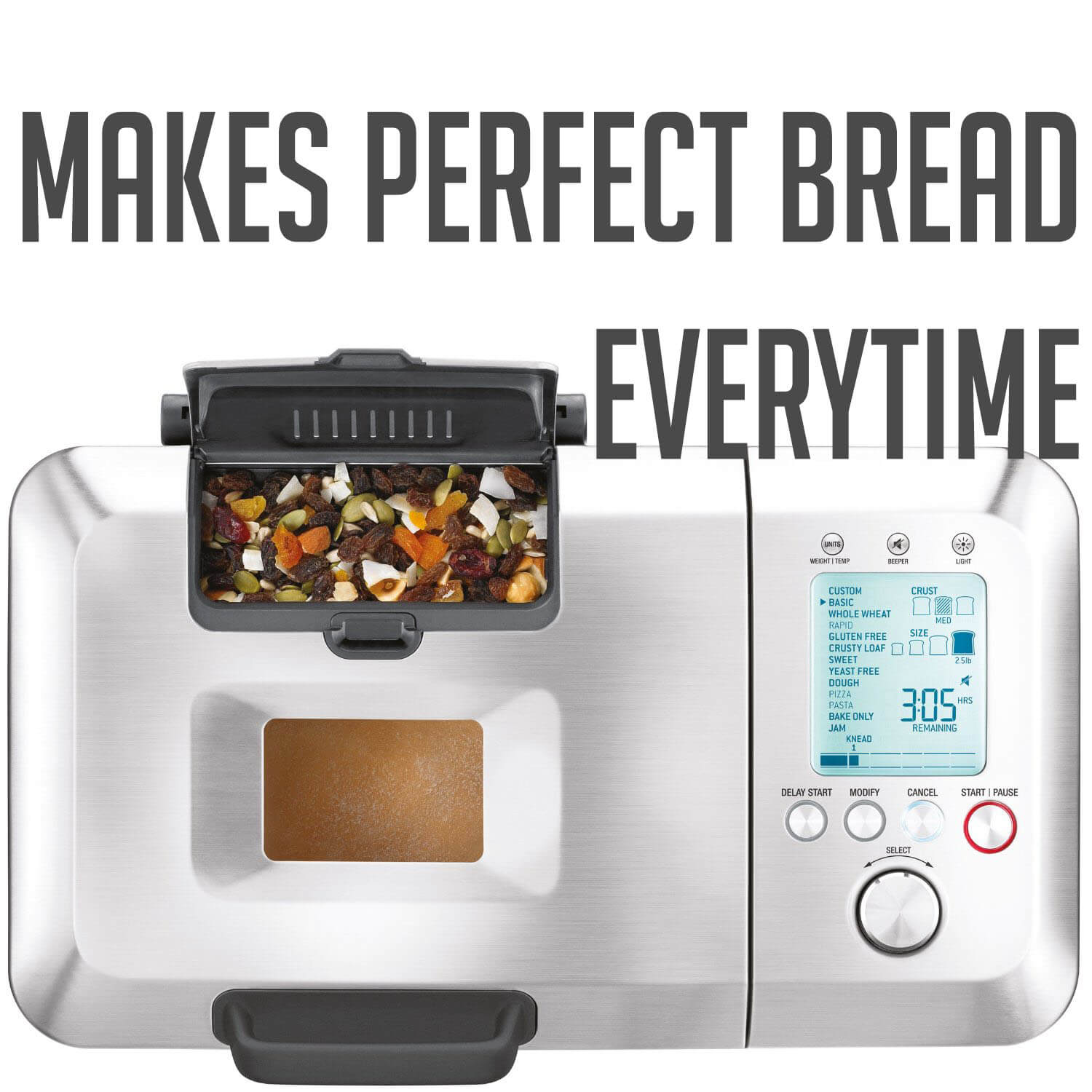 breville bbm800xl bread machine