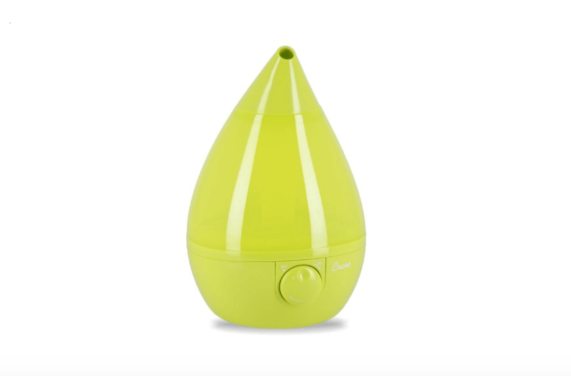 Review of Crane Drop Shape Ultrasonic Cool Mist Humidifier