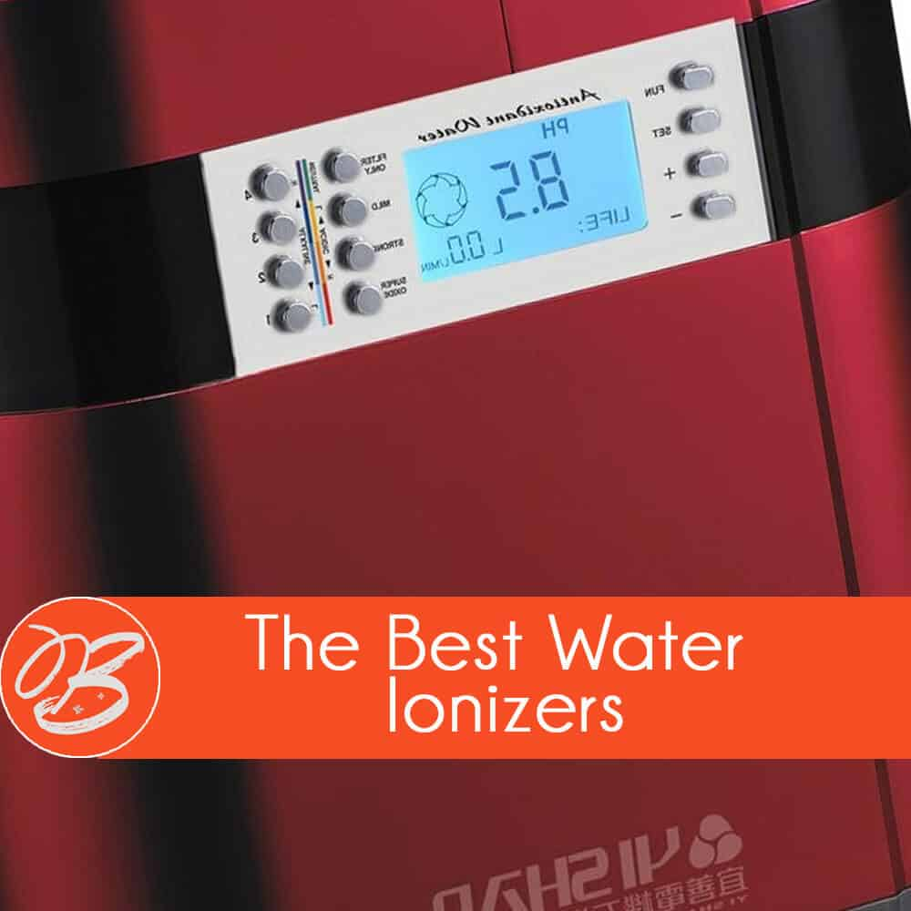 ionized water machine reviews