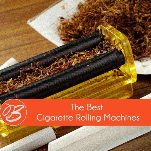 automatic tobacco roller