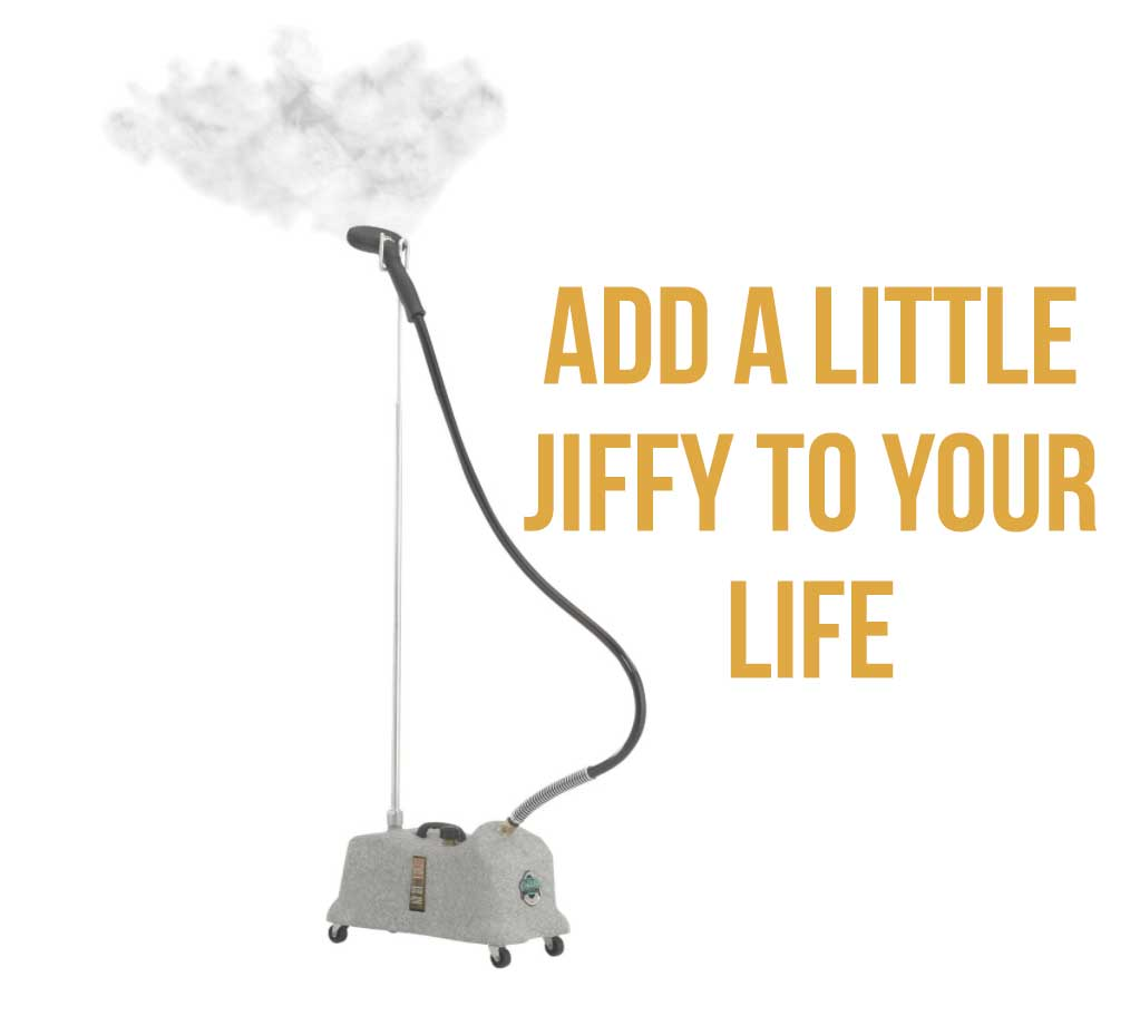 J-4000 Jiffy Garment Steamer Review