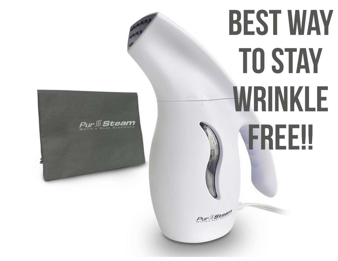PurSteam Fabric Steamer Review
