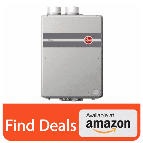 heres the list of the best on demand gas and electric water heaters