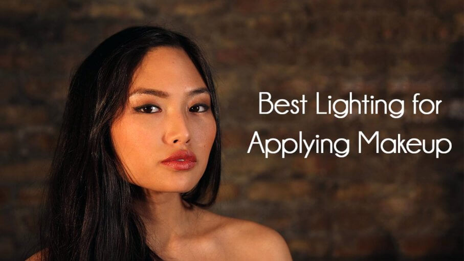 The best lighting for applying makeup btrendie for Best bulbs for makeup application